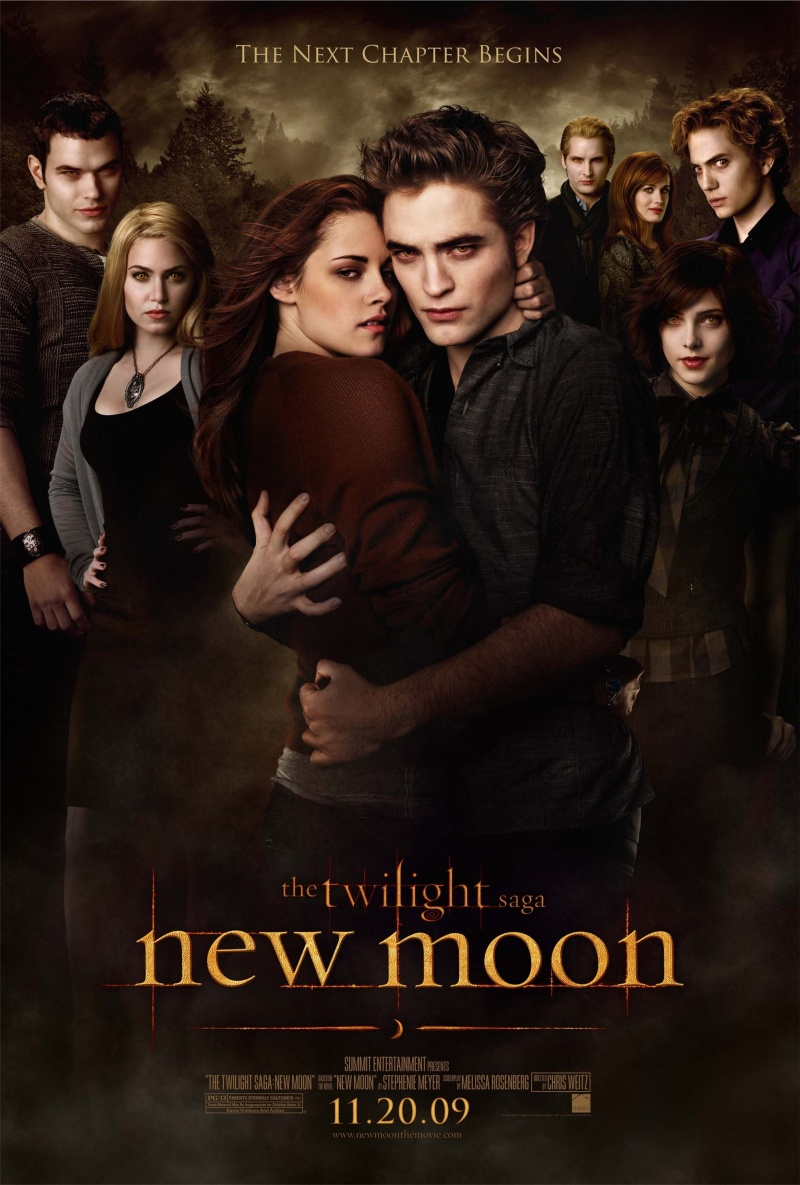 (The Twilight Saga) New Moon 2009 -Xvid (Ts Version!)